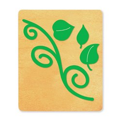 Ellison SureCut Die - Leaves & Vine - Large