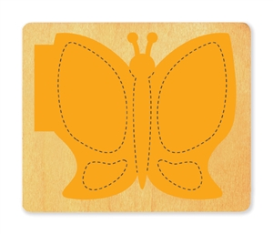 Ellison SureCut Die - Book, Butterfly Cover & Page (2 Die Design) - Extra Large