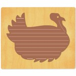 Ellison SureCut Die - Turkey, Weaving - Extra Large