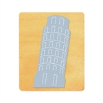 Ellison SureCut Die - Leaning Tower of Pisa - Large