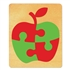 Ellison SureCut Die - Puzzle, Apple - Large