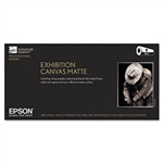 Epson S045261 Exhibition Canvas Matte 17 x 22""