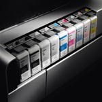 Full Ink Set for Epson Stylus Pro 3880 includes Matte Black