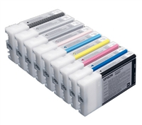 Epson Stylus Pro 7800 and 9800 Full Ink Set(8x110ml)