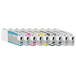 Epson 150ml Full Ink Cartridge Set for 7890 and 9890