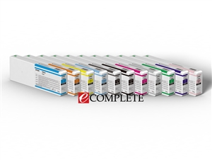 Epson 70ml UltraChrome HDX 11-Ink Cartridge Set for Epson SureColor P7000 and P9000 Commercial Editions