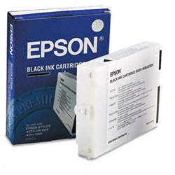 Epson S020118 Black Ink Cartridge for Stylus Color 3000 and Pro 5000
