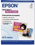 "Epson S041054 Photo Quality Ink Jet Cards 4.1"" x 5.8""  50 sheets"