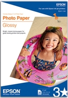 "Epson S041134 Photo Paper Glossy 4"" x 6"" 20 sheets"