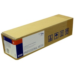 "Epson S041291 Glossy Paper Heavyweight 24"" x 65' 1 roll"