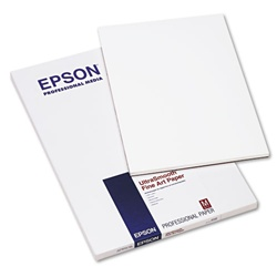 Epson S041896 UltraSmooth Fine Art Paper 250 gsm 13 x 19