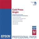 Epson S042307 Cold Press Bright Textured Matte Paper