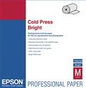 Epson S042315 Cold Press Bright Textured Matte Paper