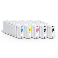 Epson 350 ml 5-Ink Full Set for SureColor T-Series
