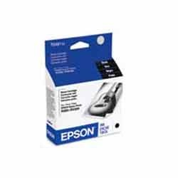 Epson Dual Pack High-Capacity Black Ink Cartridges