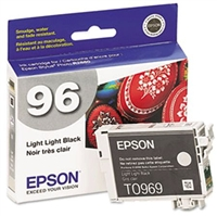 Epson 96 (T096920) Light Light Black Ink R2880