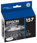 Epson 157 (T157120) Photo Black Ink for R3000