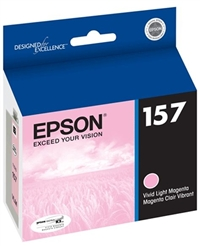 Epson 157 (T157620) Light Magenta Ink for Stylus Photo R3000