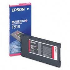 Epson T513011 Magenta 500ml Ink for 10000,10600