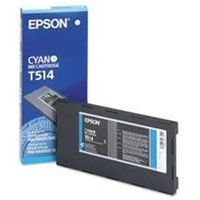 Epson T514011 Cyan 500ml Ink for 10000,10600