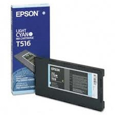 Epson T516011 Light Cyan 500ml Ink for 10000,10600