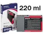 Epson T544300 220ml Vivid Magenta Cartridge for Stylus Pro 4000, 7600 and 9600