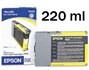Epson T544400 220ml Yellow Ink Cartridge for 4000, 7600 and 9600
