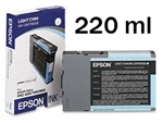 Epson T544500 220ml Light Cyan Ink for 4000, 7600 and 9600