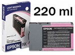 Epson T544600 220ml Light Magenta Ink for 4000, 7600 and 9600