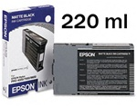 Epson T544800 220ml Matte Black Ink for 4000, 7600 and 9600