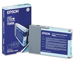 Epson T545500 110ml Light Cyan Photographic Dye Cartridge for 4000, 7600 and 9600