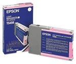 Epson T545600 110ml Light Magenta Photographic Dye Cartridge for 4000, 7600 and 9600
