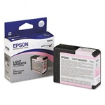 Epson T580600 (T5806) 80ml Light Magenta Ink Cartridge for 3800