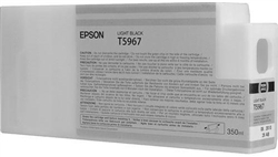 Epson T596700 350ml Light Black Ink for 7900, 9900, 7890 and 9890