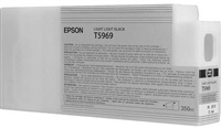 Epson T596900 350ml Light Light Black Ink for 7900, 9900, 7890 and 9890