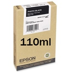 Epson T602100 110ml Photo Black Ink Cartridge for 7800-7880-9800-9880