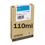 Epson T602200 Cyan 110ml Ink Cartridge for 7800-7880-9800-9880