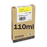 Epson T602400  Yellow 110ml Ink Cartridge for 7800,7880,9800 and 9880