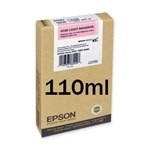 Epson T602600 110ml Vivid Light Magenta Ink Cartridge for 7880 and 9880