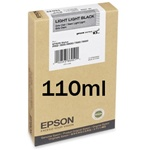 Epson T602900 Light Light Black 110ml Ink Cartridge for 7800,7880,9800 and 9880