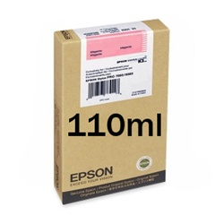 Epson T602C00 110ml Light Magenta Ink Cartridge for 7800 and 9800
