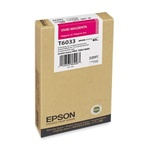 Epson T603300 220ml Vivid Magenta Ink Cartridge for 7880 and 9880