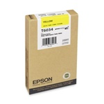 Epson T603400 220ml Yellow Ink Cartridge for 7800,7880,9800 and 9880