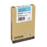 Epson T603500 220ml Light Cyan Ink Cartridge for 7800,7880,9800 and 9880