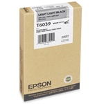 Epson T603900 220ml Light Light Black Ink Cartridge for 7800,7880,9800 and 9880