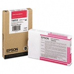 Epson T605300 110 ml Vivid Magenta Ink Cartridge for 4880