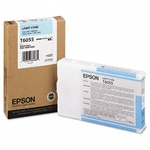 Epson T605500 110ml Light Cyan Ink for 4800 and 4880