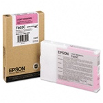 Epson T605C00 110ml Light Magenta Ink Cartridge for 4800