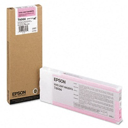 Epson T606600 220 ml Vivid Light Magenta Ink for 4880