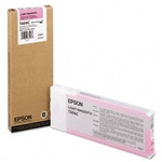 Epson T606C00 220ml Light Magenta Ink Cartridge for 4800